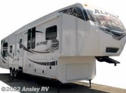 Used 2012  Keystone Alpine 3700RE by Keystone from Ansley RV in Duncansville, PA