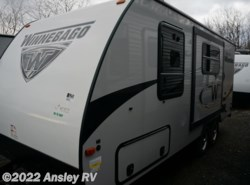 New 2018  Winnebago Micro Minnie 2108DS by Winnebago from Ansley RV in Duncansville, PA