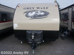 New 2019  Forest River Grey Wolf 22MKSE by Forest River from Ansley RV in Duncansville, PA