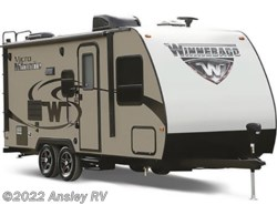 New 2019 Winnebago Micro Minnie 2106DS available in Duncansville, Pennsylvania