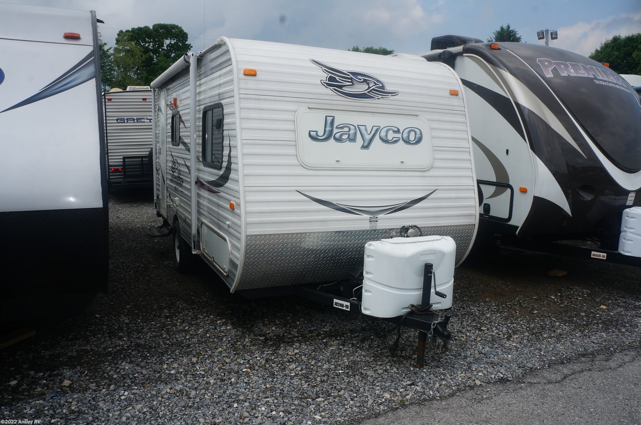 2015 Jayco RV Jay Flight Swift SLX 165RB for Sale in Duncansville, on