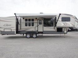New 2016 Keystone Cougar 337FLS available in Muskegon, Michigan