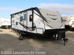 New 2017  Keystone Passport Grand Touring 2400BH by Keystone from Lakeshore RV Center in Muskegon, MI