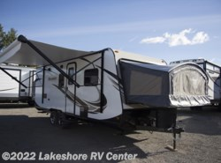 New 2017  Keystone Passport Express 217EXP by Keystone from Lakeshore RV Center in Muskegon, MI