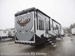 New 2017  Heartland RV Cyclone 4115 by Heartland RV from Lakeshore RV Center in Muskegon, MI