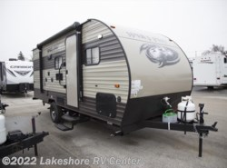 New 2017  Forest River Wolf Pup 18TO by Forest River from Lakeshore RV Center in Muskegon, MI