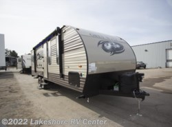 New 2017  Forest River Grey Wolf 22RR by Forest River from Lakeshore RV Center in Muskegon, MI