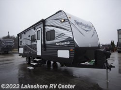 New 2017  Keystone Springdale 240BH by Keystone from Lakeshore RV Center in Muskegon, MI