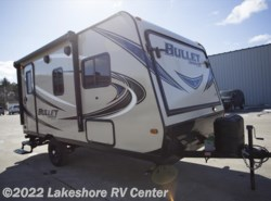 New 2017  Keystone Bullet Crossfire 1650EX by Keystone from Lakeshore RV Center in Muskegon, MI