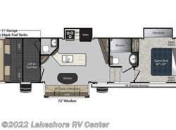 New 2017  Keystone Carbon 357 by Keystone from Lakeshore RV Center in Muskegon, MI