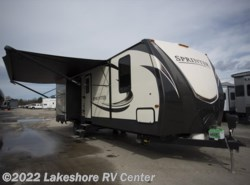 New 2017  Keystone Sprinter 312MLS by Keystone from Lakeshore RV Center in Muskegon, MI