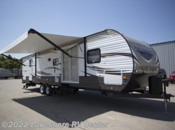 New 2018  Forest River Wildwood 37BHSS2Q by Forest River from Lakeshore RV Center in Muskegon, MI