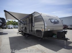 New 2018  Forest River Grey Wolf 26DBH by Forest River from Lakeshore RV Center in Muskegon, MI