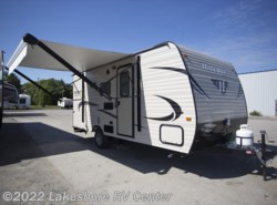 New 2018  Keystone Hideout 175LHS by Keystone from Lakeshore RV Center in Muskegon, MI