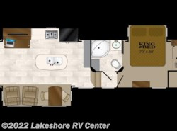 New 2018  Heartland RV Bighorn 3270RS by Heartland RV from Lakeshore RV Center in Muskegon, MI