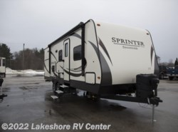 New 2017 Keystone Sprinter Campfire Edition 26RB available in Muskegon, Michigan