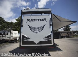 New 2018  Keystone Raptor 428SP by Keystone from Lakeshore RV Center in Muskegon, MI