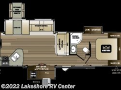 New 2018  Keystone Cougar Half Ton 33MLS by Keystone from Lakeshore RV Center in Muskegon, MI