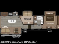 New 2018  Keystone Montana 3950BR by Keystone from Lakeshore RV Center in Muskegon, MI