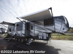 New 2018  Heartland RV Cyclone 3513 by Heartland RV from Lakeshore RV Center in Muskegon, MI