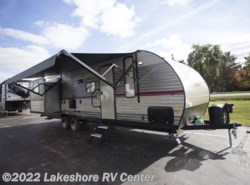 New 2018  Forest River Grey Wolf 27DBS by Forest River from Lakeshore RV Center in Muskegon, MI