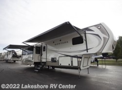 New 2018  Keystone Montana 3721RL by Keystone from Lakeshore RV Center in Muskegon, MI