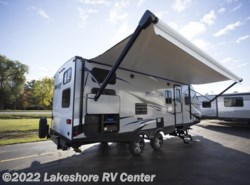 New 2018  Keystone Bullet 243BHS by Keystone from Lakeshore RV Center in Muskegon, MI