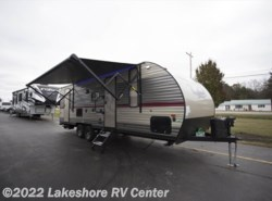 New 2018  Forest River Grey Wolf 23DBH by Forest River from Lakeshore RV Center in Muskegon, MI