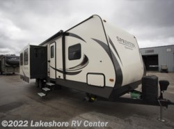 New 2017  Keystone Sprinter Campfire Edition 33BH by Keystone from Lakeshore RV Center in Muskegon, MI