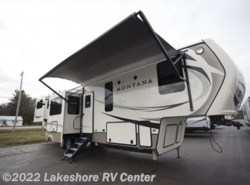 New 2018  Keystone Montana 3790RD by Keystone from Lakeshore RV Center in Muskegon, MI