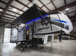 New 2018  Forest River Arctic Wolf 285DRL4 by Forest River from Lakeshore RV Center in Muskegon, MI