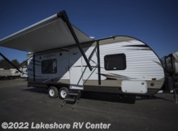 New 2018  Forest River Wildwood X-Lite 241QBXL by Forest River from Lakeshore RV Center in Muskegon, MI