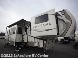 New 2018  Keystone Montana 3731FL by Keystone from Lakeshore RV Center in Muskegon, MI