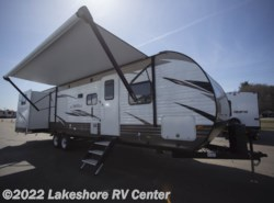 New 2019  Forest River Wildwood 31KQBTS by Forest River from Lakeshore RV Center in Muskegon, MI