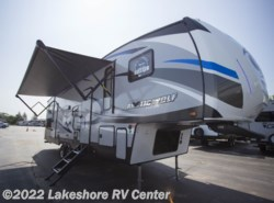 New 2019  Forest River Arctic Wolf 315TBH8 by Forest River from Lakeshore RV Center in Muskegon, MI