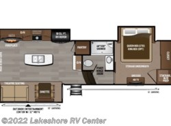 New 2019  Keystone Montana 3120RL by Keystone from Lakeshore RV Center in Muskegon, MI