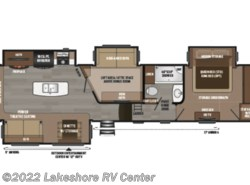 New 2019  Keystone Montana 3950BR by Keystone from Lakeshore RV Center in Muskegon, MI