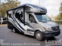 New 2016  Thor Motor Coach Four Winds Siesta Sprinter 24SA by Thor Motor Coach from Lazydays in Seffner, FL