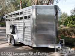New 2017  Featherlite  Stock Trailer 8107 by Featherlite from Lazydays in Seffner, FL