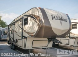 New 2017  Forest River Wildcat 26CK by Forest River from Lazydays in Seffner, FL