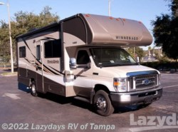New 2017  Winnebago Minnie Winnie 25B by Winnebago from Lazydays in Seffner, FL