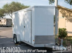 New 2017  Featherlite  Enclosed Utility Trailer by Featherlite from Lazydays in Seffner, FL