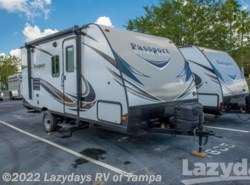 Used 2017  Keystone Passport Expandable 175BH by Keystone from Lazydays in Seffner, FL