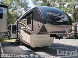 Used 2016  Forest River Cardinal 3850RL by Forest River from Lazydays in Seffner, FL