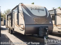 New 2018  Forest River Wildcat T343BIK by Forest River from Lazydays RV in Seffner, FL