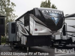 New 2018 Heartland RV Cyclone 4005 available in Seffner, Florida