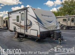 New 2018  Keystone Passport Express 199ML by Keystone from Lazydays RV in Seffner, FL