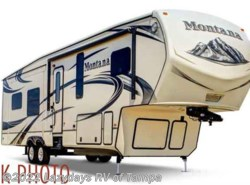 Used 2014  Keystone Montana 3625RE by Keystone from Lazydays in Seffner, FL