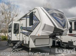 New 2018  Grand Design Momentum 349M by Grand Design from Lazydays RV in Seffner, FL