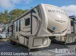 New 2018  Keystone Montana 3950BR by Keystone from Lazydays RV in Seffner, FL